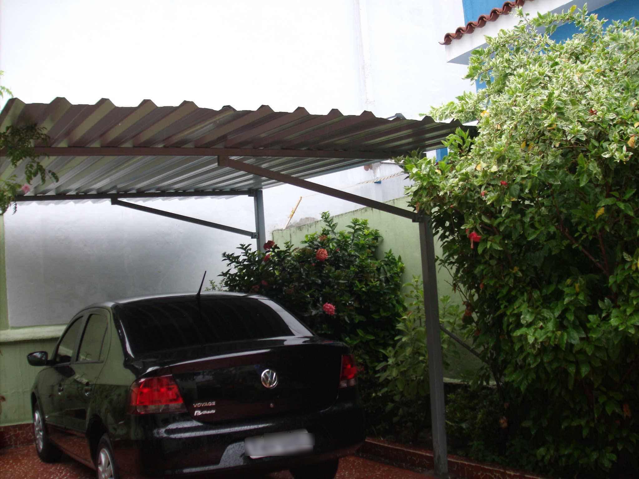 Coberturas Metálicas para Estacionamento - Rio de Janeiro