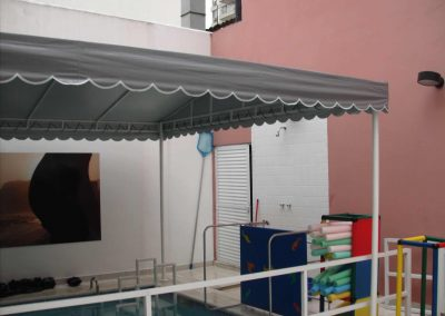 COBERTURA DE LONA